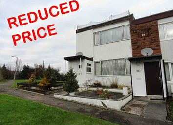 Thumbnail 2 bed end terrace house for sale in Darlison Avenue, Dumfries
