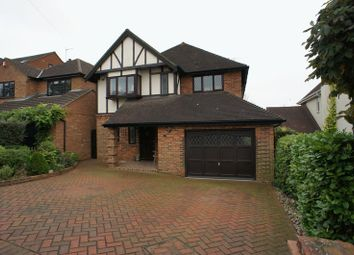 Thumbnail 4 bed detached house for sale in St. Marys Road, Benfleet