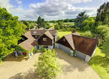 Thumbnail 5 bed detached house for sale in Upper Bolney Road, Harpsden, Henley-On-Thames, Oxfordshire
