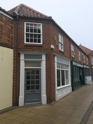 Thumbnail Retail premises to let in Unit 3, Crown Walk, West Street, Bourne, Lincolnshire