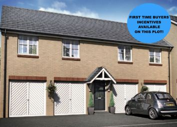 Thumbnail 2 bed detached house for sale in Whitecross, Coates Road, Eastrea, Whittlesey, Peterborough