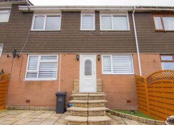 Thumbnail 3 bed terraced house for sale in Saron Place, Ebbw Vale