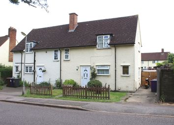 Thumbnail 3 bedroom semi-detached house for sale in Burnell Rise, Letchworth Garden City