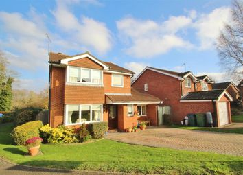 Thumbnail 4 bed detached house for sale in Lark Close, Buckingham