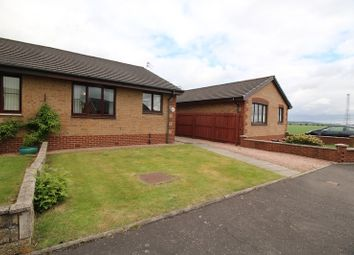 Thumbnail 2 bed semi-detached bungalow for sale in Banks View, Airth