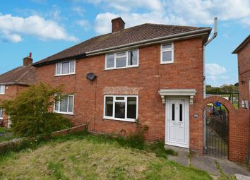 Thumbnail 3 bed semi-detached house for sale in Highfield Road, Yeovil Marsh, Yeovil