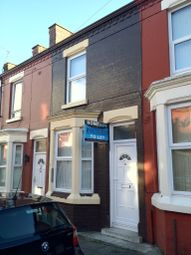 Thumbnail 2 bedroom terraced house to rent in Longford Street, Aigburth/Dingle, Liverpool 8