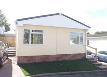 Thumbnail 2 bed mobile/park home for sale in Sunningdale Park, New Tupton, Chesterfield