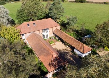 Thumbnail 5 bed barn conversion for sale in Dark Lane, Erpingham, Norwich