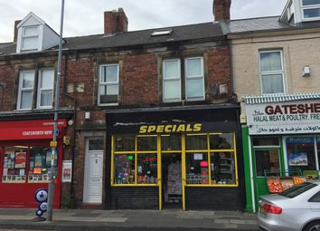 Thumbnail Retail premises for sale in Coatsworth Road, Bensham, Gateshead
