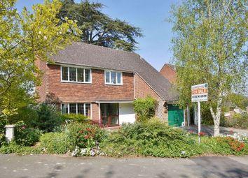 Thumbnail 4 bed detached house for sale in Herons Way, Pembury, Tunbridge Wells