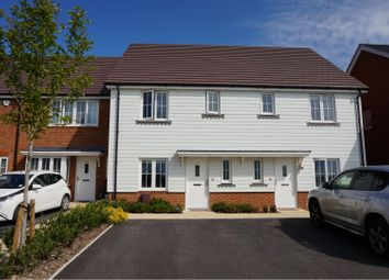 Thumbnail 3 bed terraced house for sale in Lakeland Avenue, Bognor Regis