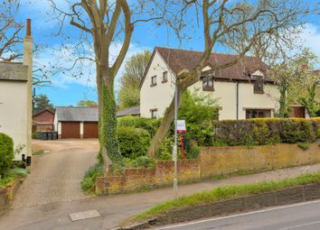 Thumbnail 5 bedroom detached house for sale in The Hill, Wheathampstead, St. Albans