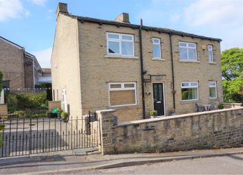Thumbnail 3 bed cottage for sale in High Gables, Southowram, Halifax