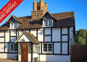 Thumbnail 3 bed detached house to rent in Droitwich Road, Fernhill Heath, Worcester, Worcestershire