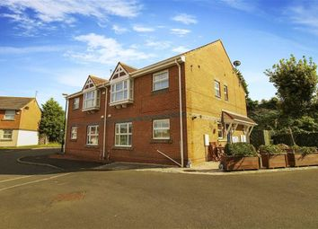 Thumbnail 2 bed flat for sale in Hillhead Court, Whitley Bay, Tyne And Wear