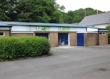 Thumbnail Light industrial to let in Unit 11/12, Ynyscedwyn Industrial Estate, Ystradgynlais, Swansea