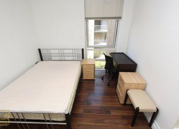 Thumbnail Room to rent in Lowry House, Cassalis Road, South Quay/Canary Wharf