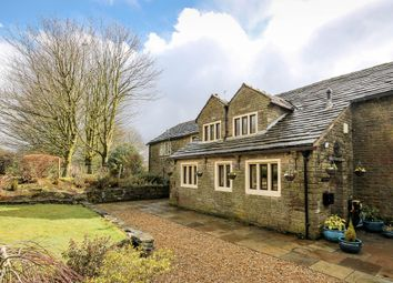 Thumbnail 3 bed barn conversion for sale in Greens Arms Road, Turton, Bolton