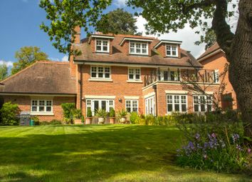 Thumbnail 6 bed detached house for sale in Woodham Gate, Woking