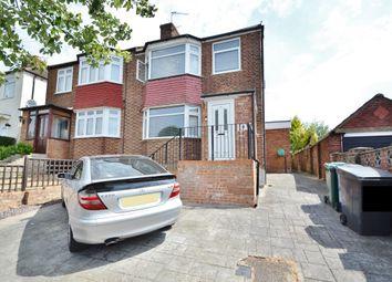 Thumbnail 3 bed semi-detached house for sale in Grasvenor Avenue, High Barnet