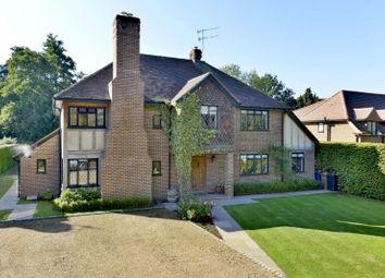 Thumbnail 5 bed detached house for sale in Mellersh Hill Road, Wonersh Park, Wonersh, Guildford