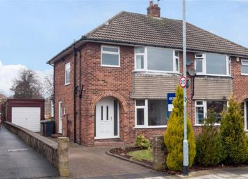 Thumbnail 3 bed semi-detached house for sale in The Fairway, Pudsey