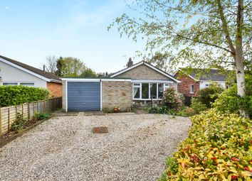 Thumbnail 3 bed detached bungalow for sale in Magnay Road, Drayton, Norwich