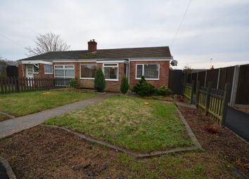 Thumbnail 3 bedroom semi-detached bungalow to rent in Lloyds Avenue, Kessingland, Lowestoft