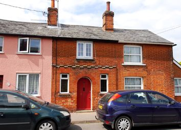 Thumbnail 2 bedroom terraced house to rent in Angel Street, Hadleigh, Ipswich, Suffolk