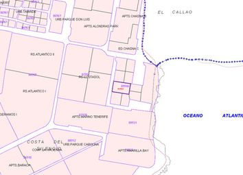 Thumbnail Land for sale in Montaña Amarilla, Costa Del Silencio, Tenerife, Canary Islands, Spain