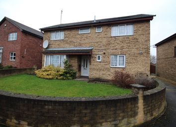 Thumbnail 5 bed detached house for sale in Dunlin Close, Rotherham