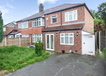 Thumbnail 4 bed semi-detached house for sale in Wilmslow Road, Heald Green, Cheadle, Cheshire