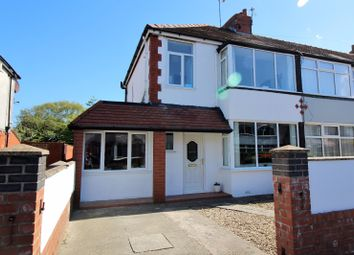Thumbnail 3 bed end terrace house for sale in Wharton Avenue, Thornton-Cleveleys