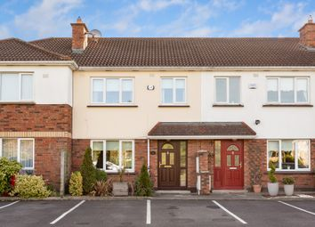 Thumbnail 3 bed terraced house for sale in 6 Liffey Row, Liffey Valley Park, Lucan, Dublin