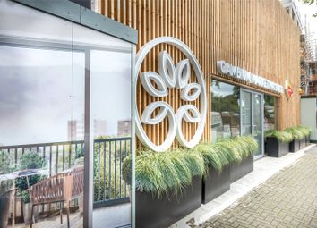Thumbnail 1 bed flat for sale in Cambium, Victoria Drive, Southfields, London