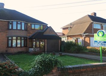 Thumbnail 3 bed property to rent in Green Lane, Castle Bromwich, Birmingham