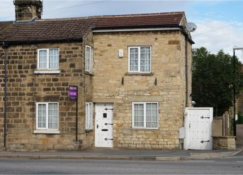 Thumbnail 2 bed cottage for sale in Harewood Road, Collingham