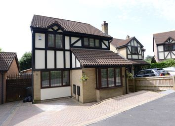 Thumbnail 4 bed detached house for sale in Palmers Close, Barrs Court, Bristol