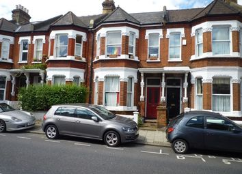 Thumbnail 1 bed flat to rent in Elspeth Road, Battersea, London