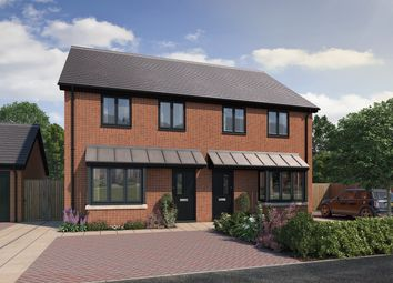 Thumbnail 3 bed semi-detached house for sale in Off Shannon Road, Kings Norton