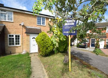 Thumbnail 2 bed end terrace house for sale in Greenacre Close, Swanley, Kent