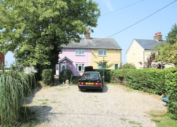 3 bed semi-detached house for sale in High Cross Lane, Little Canfield, Dunmow CM6