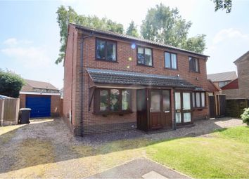 Thumbnail 3 bed semi-detached house for sale in Kelstern Close, Lincoln