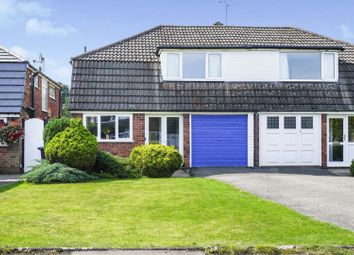 3 bed semi-detached house for sale in Bronte Close, Solihull B90