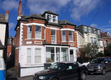 Thumbnail 1 bed flat for sale in 5 Cecil Road, Boscombe, Bournemouth