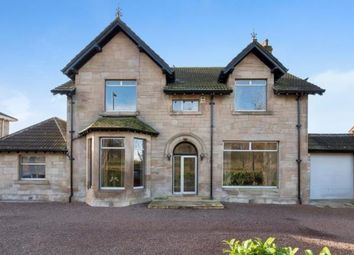 Thumbnail 5 bed detached house for sale in Glasgow Road, Paisley, Renfrewshire