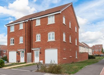 Thumbnail 4 bed detached house for sale in Blain Place, Royal Wootton Bassett, Swindon