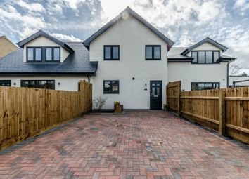 3 bed terraced house for sale in Hauxton, Cambridge, Cambridgeshire CB22