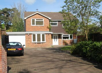 Thumbnail Room to rent in Moore Road, Church Crookham, Fleet
